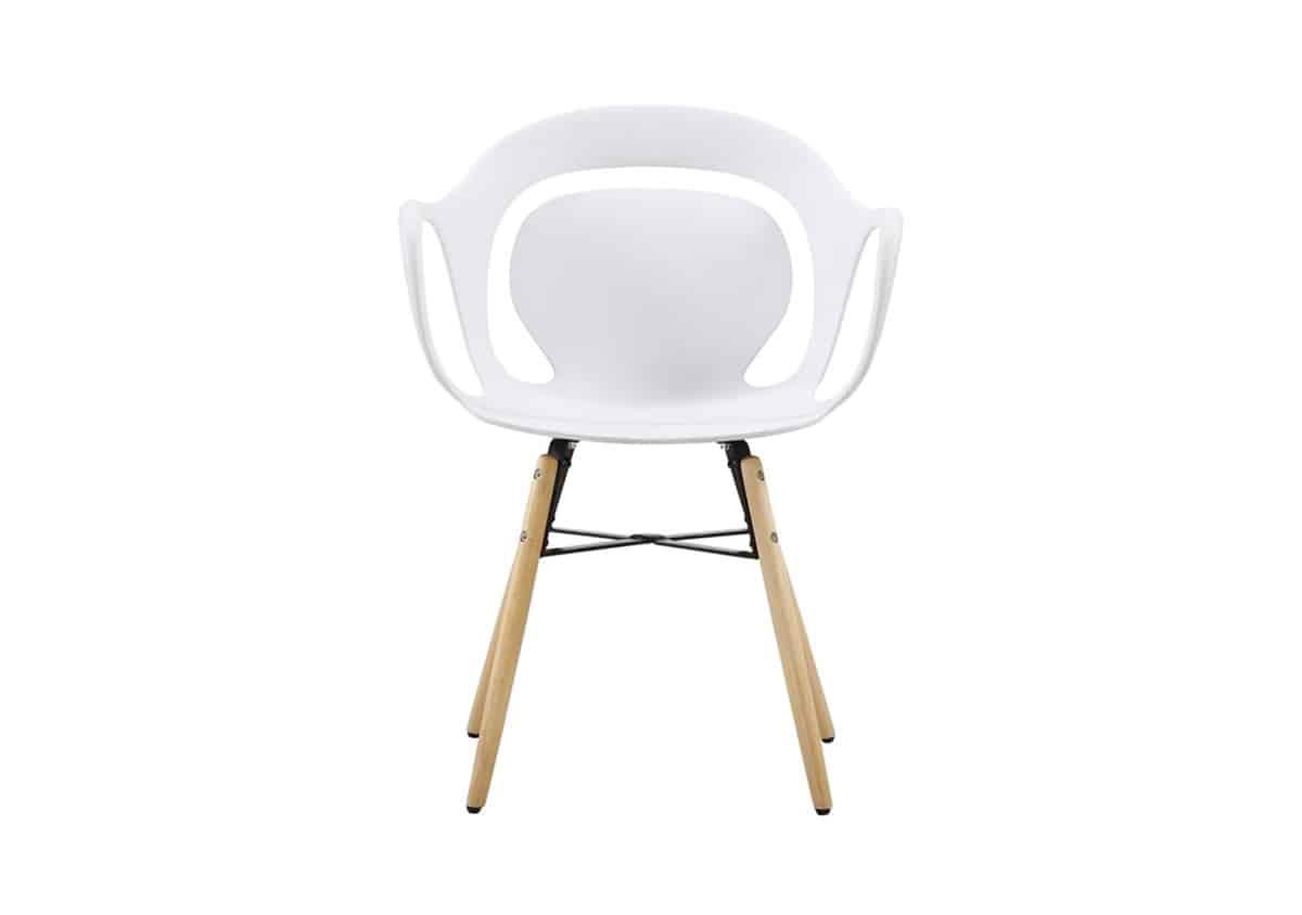 Witte Eetkamer Stoel : Teak kursi old sw witte eetkamerstoel met teak houten stoel teak