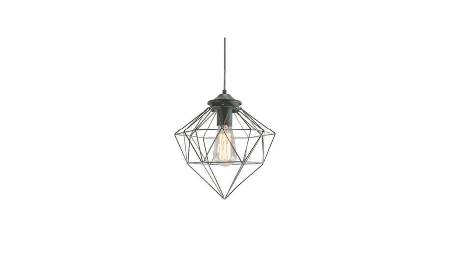Hanglamp Triangle - Meerdere kleuren - Staal