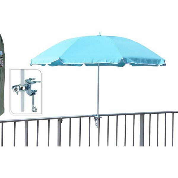 Parasol balkonklem - Metaal - OUTLET OP=OP