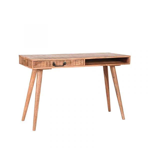 LABEL51 - Bureau Steady - Mangohout - 118 cm