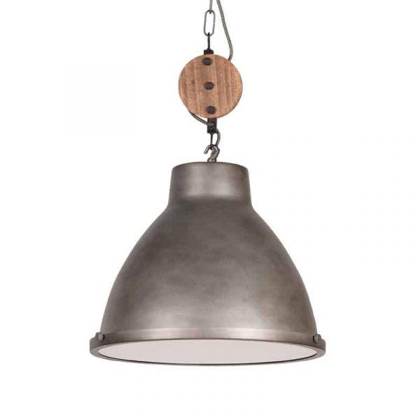 LABEL51 - Hanglamp Dock - Burned Steel - 42 cm