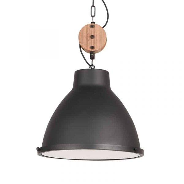 LABEL51 - Hanglamp Dock - Zwart - 42 cm