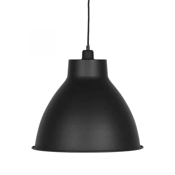 LABEL51 - Hanglamp Dome - Zwart -42 cm