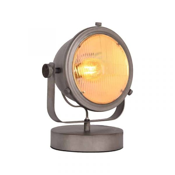 LABEL51 - Lamp Multifunctional - Burned Steel