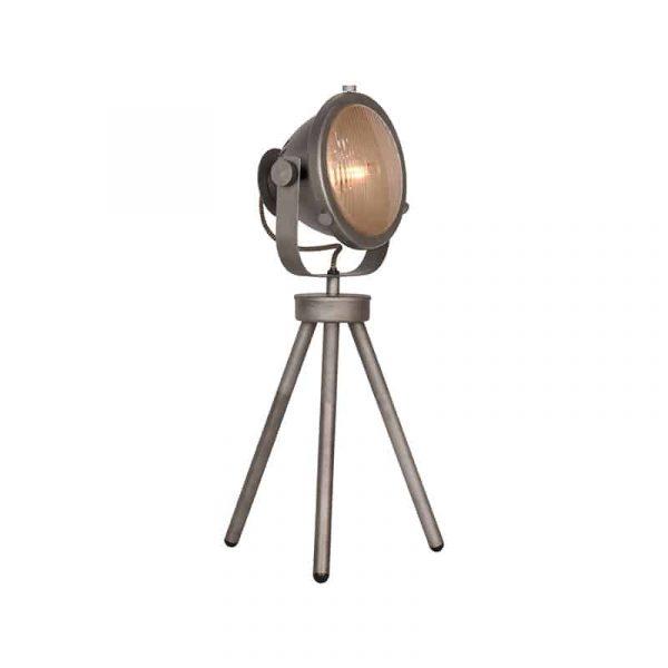 LABEL51 - Tafellamp Tuk-Tuk - Burned Steel