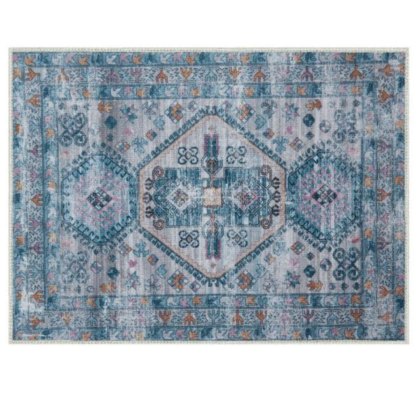 Laagpolig vloerkleed - Vintage Perzisch