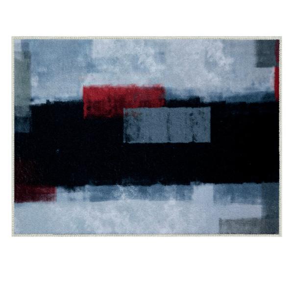 Laagpolig vloerkleed - Modern abstract
