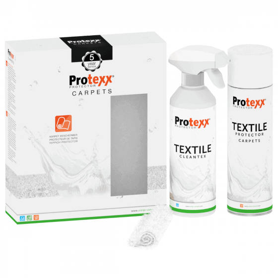 Protexx carpet protector