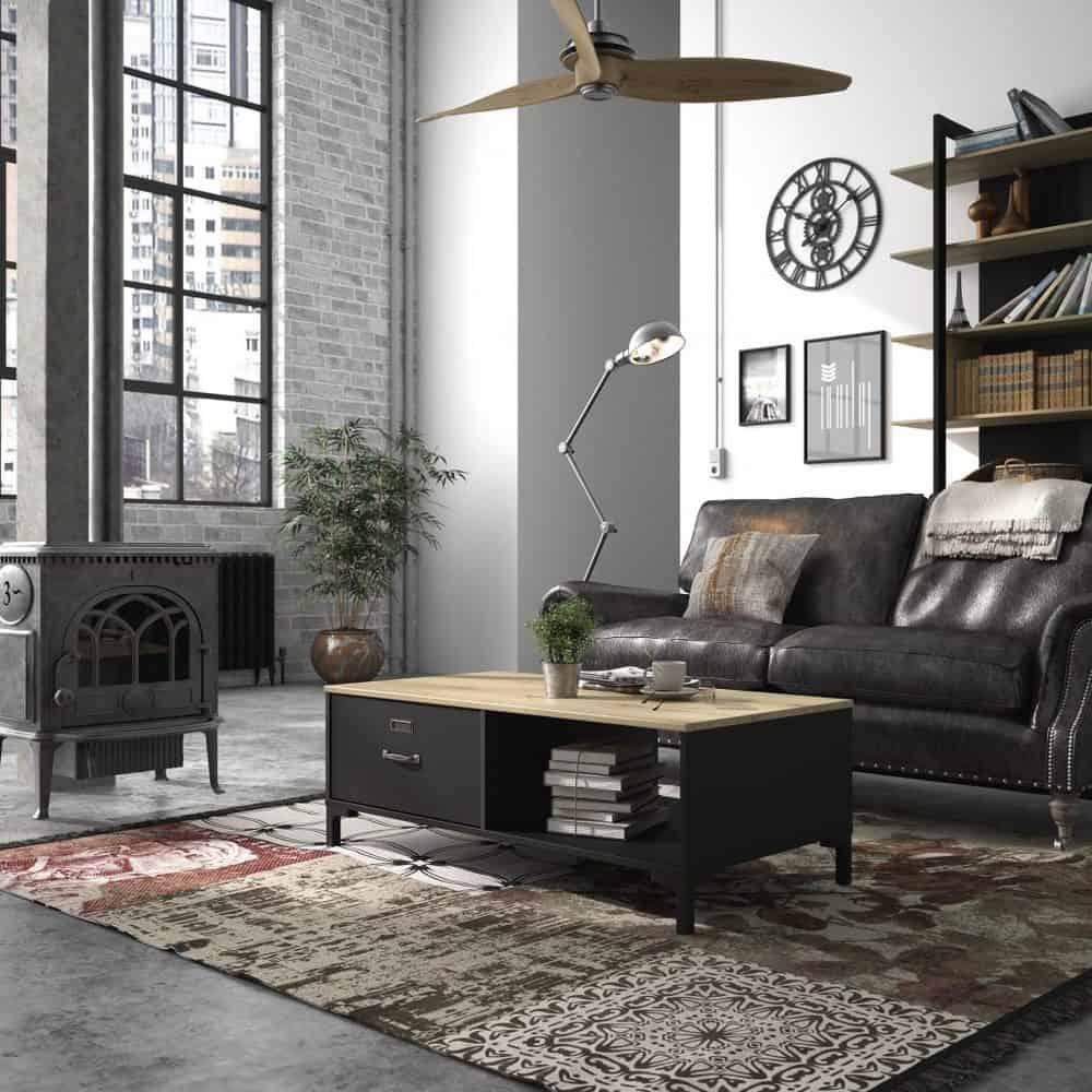 Gebruik multifunctionele meubelstukken