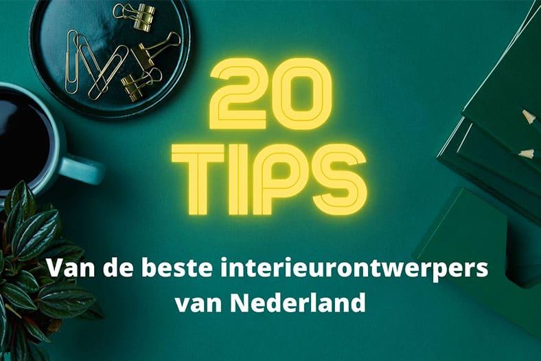 20 tips blog header image