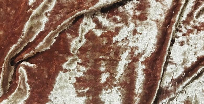 velvet fluwelen stof