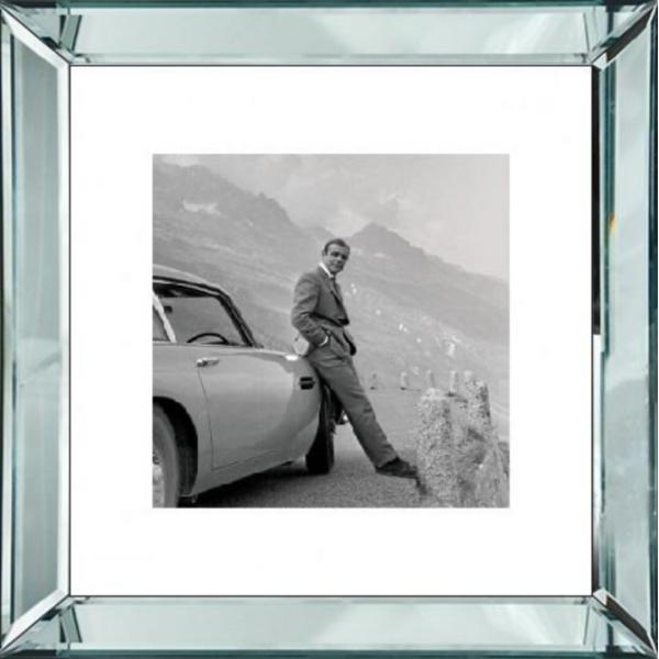 spiegellijst - James Bond-2