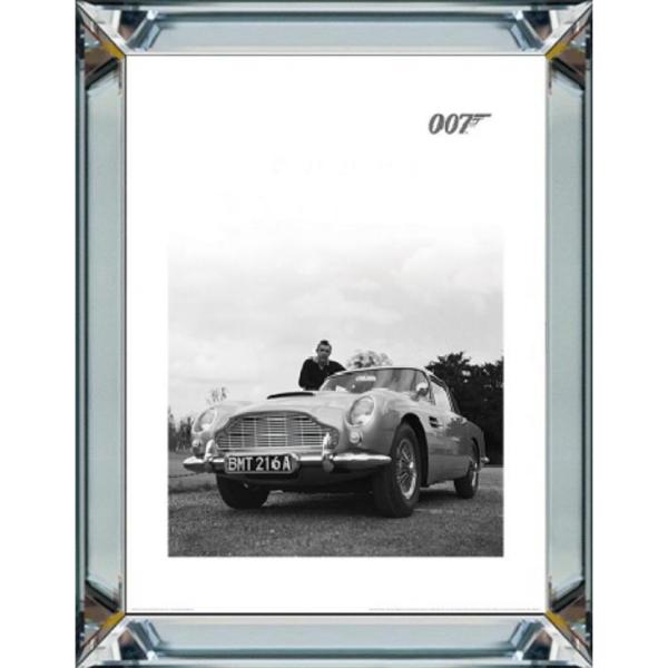 spiegellijst - James Bond