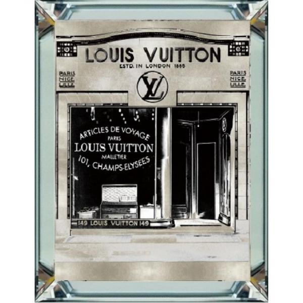 spiegellijst - Louis Vuitton
